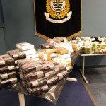 54 Kilograms of Cocaine (Vancouver Police)