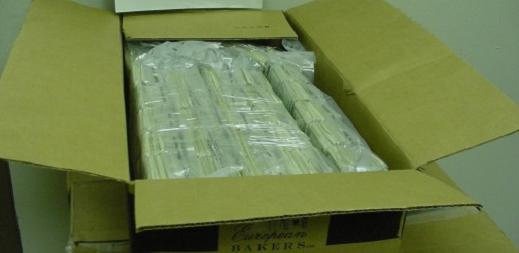 $5.3 million in cash during a traffic stop of a tractor trailer