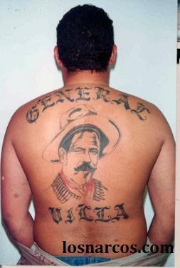Pancho Villa Mexican Guerilla Leader