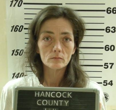Brandie Higgins mugshot photo