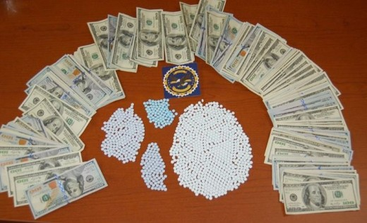 Oxycodone Traffickers Arrested in Maine