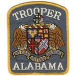 Alabama State Police Patch