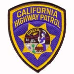 California State Police Patch
