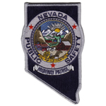 Nevada State Police Patch