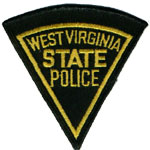 West Virginia State Police Patch