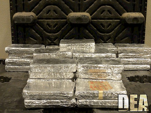"Almost 90 Pounds of Heroin Seized in ""Operation Smack Talk"""