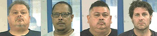 DEA Agents in Newport News arrest 4 men with 54 kilos of cocaine & over 1 million in cash